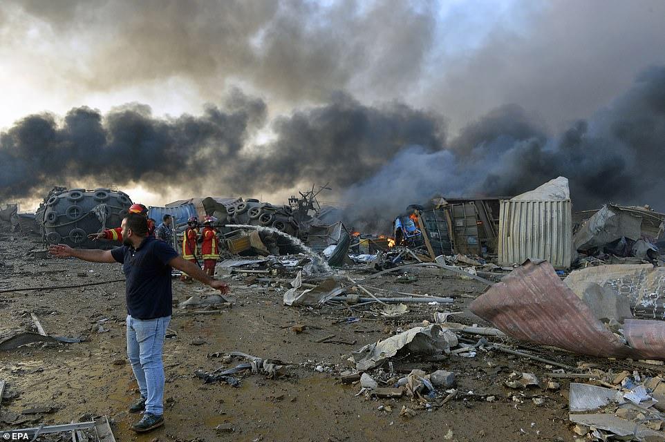 انفجار بیروت (1)