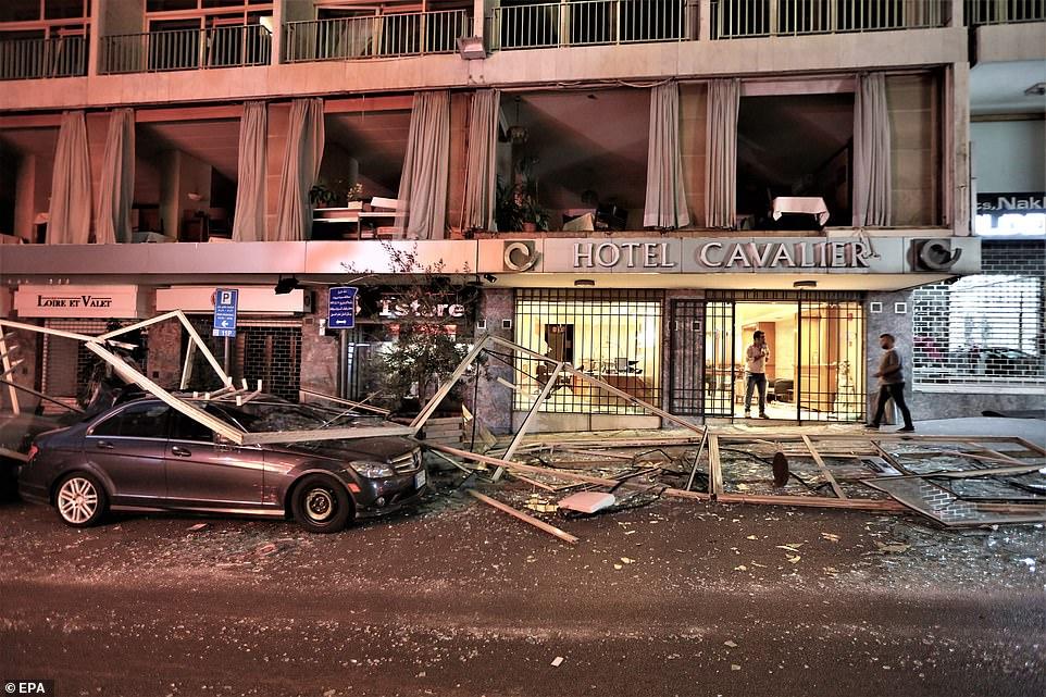 انفجار بیروت (21)