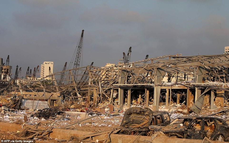 انفجار بیروت (13)