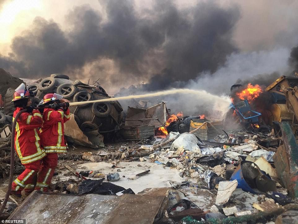 انفجار بیروت (6)