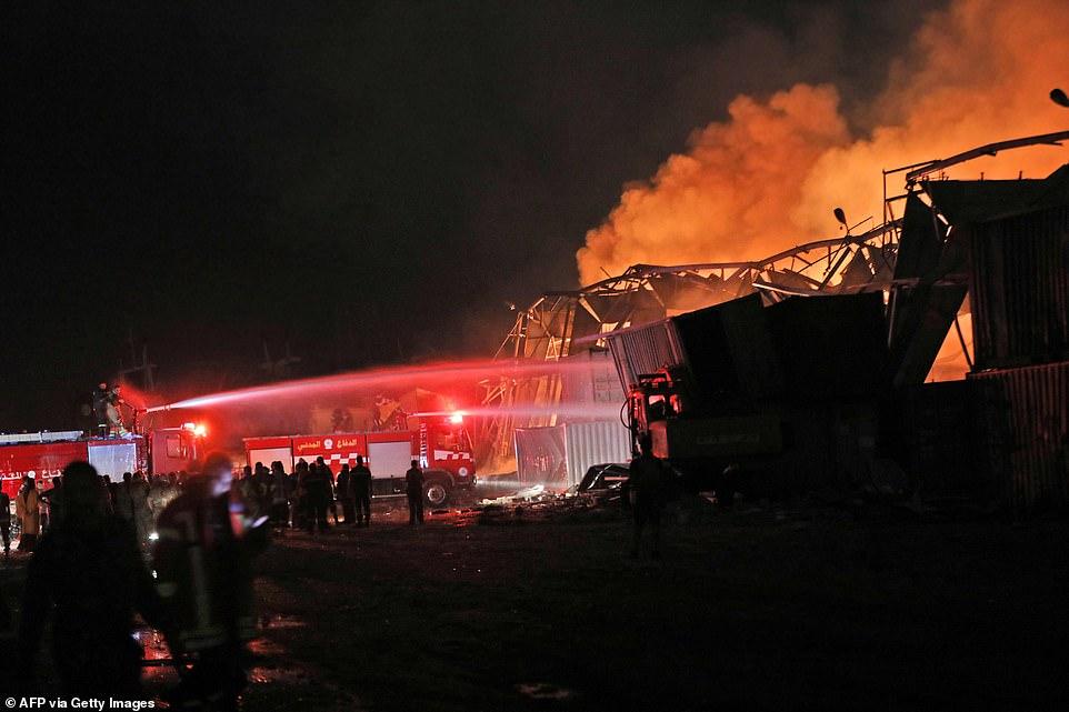 انفجار بیروت (18)