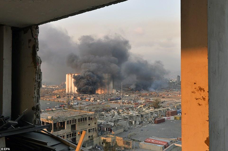 انفجار بیروت (19)