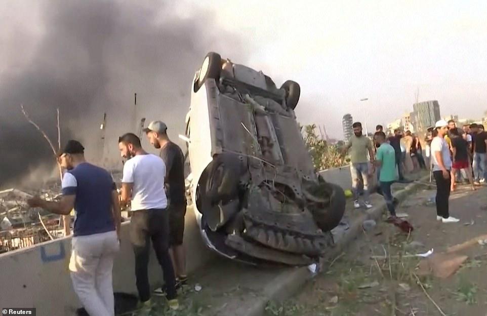 انفجار بیروت (14)