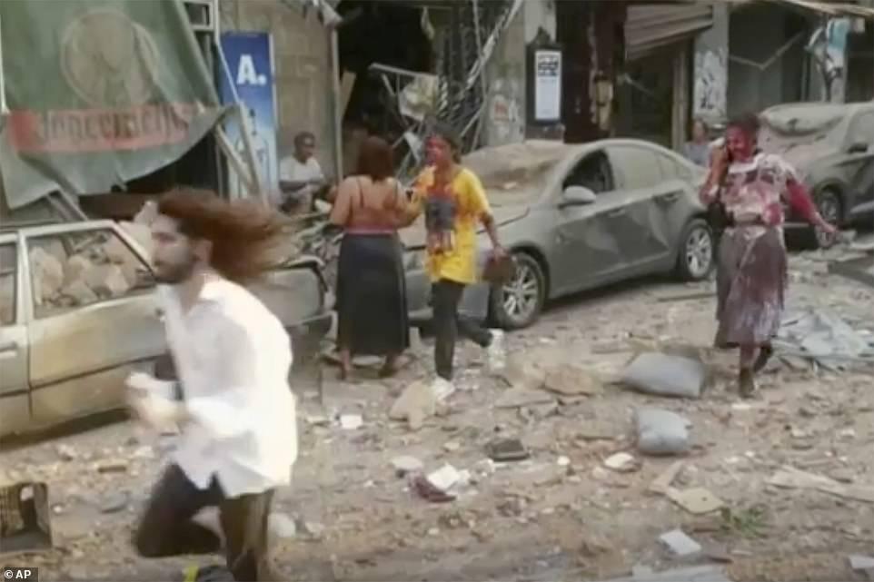 انفجار بیروت (8)