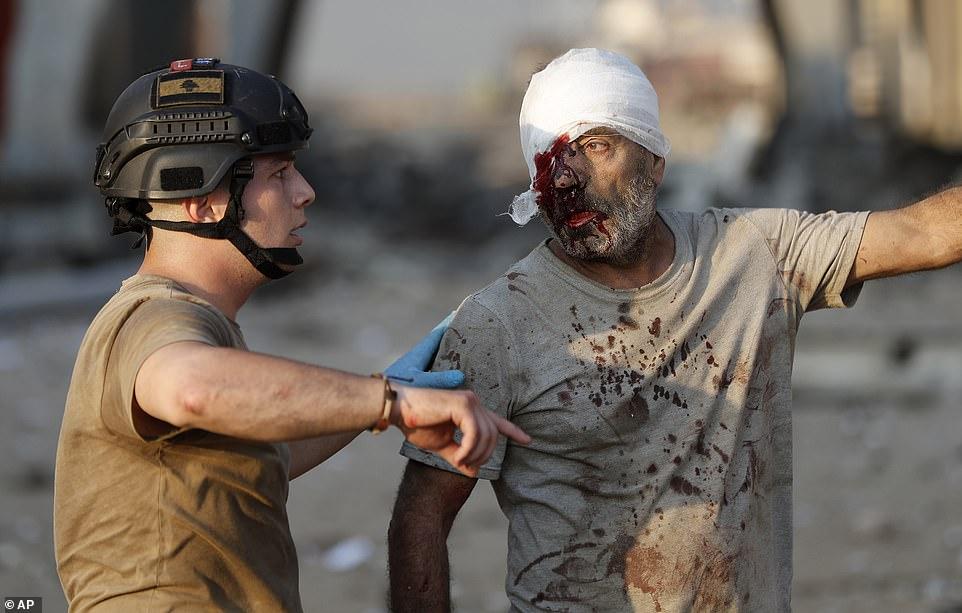 انفجار بیروت (15)
