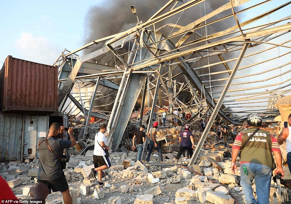 انفجار بیروت (4)