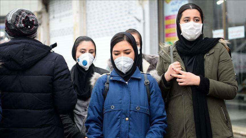 کرونا آلودگی هوا ماسک تنفسی 1