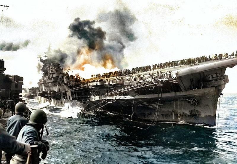 ۱۹ مارس سال ۱۹۴۵