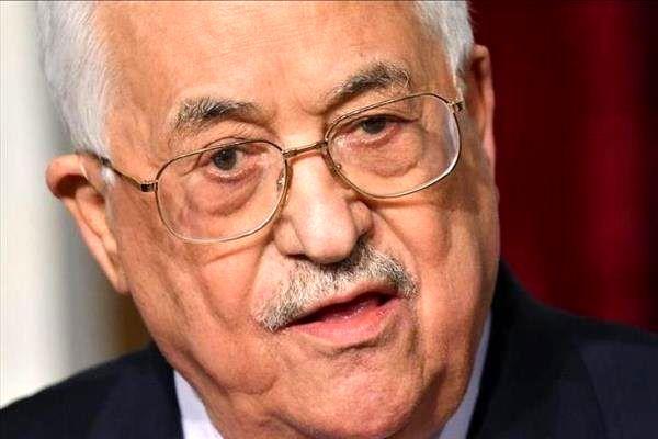 عباس: امارات حق ندارد به نام ملت فلسطین صحبت کند