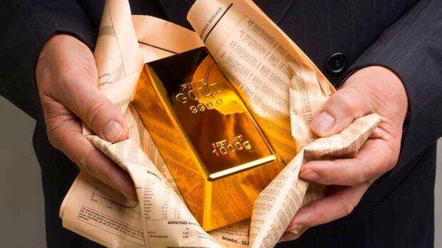 قیمت جهانی طلا در ۱۰ آبان ۹۹