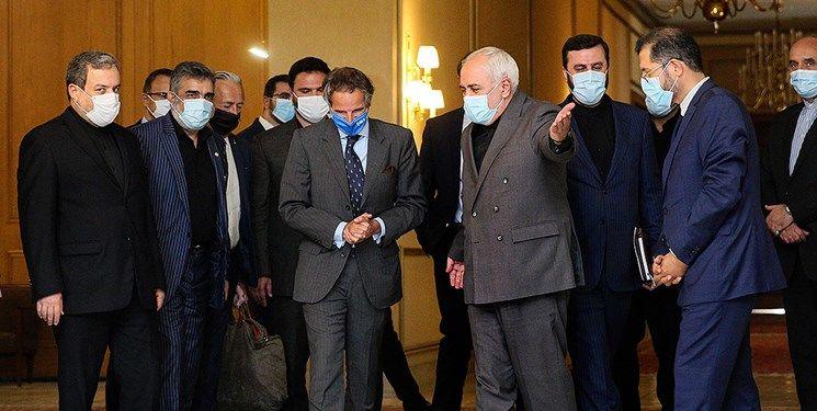ظریف : خواستار روابط عادی با آژانس هستیم