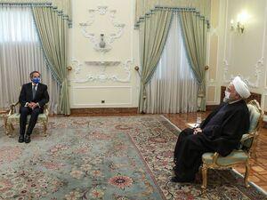 دکتر روحانی : آژانس مسئولیت مهمی در رابطه با برجام دارد