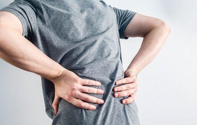 درمان خانگی کمر درد