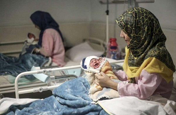 مقایسه آمار متولدین با فوتیهای ایرانی در ۵ ماه اول سال۹۹