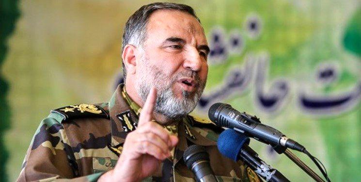 فرمانده نیروی زمینی ارتش: با قدرت و سرعت در برابر هر تهدیدی میایستیم