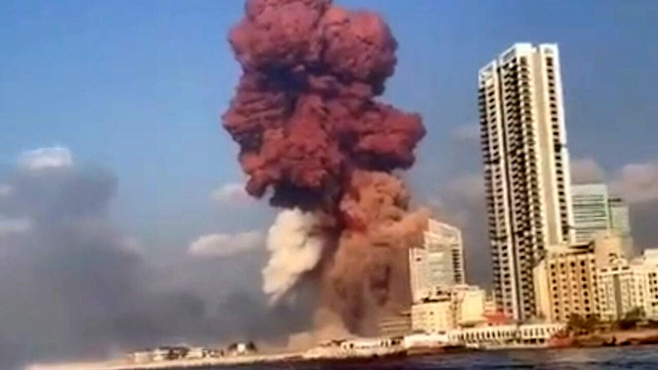 جزئیات انفجار مهیب بیروت به روایت مقامات و رسانههای جهانی