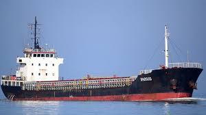 """کشتی """" Rhosus"""" که محموله آن در بندر بیروت منفجر شد"""