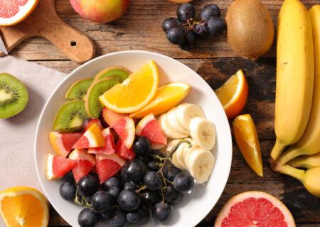 لاغری با میوه های کمکالری و سرشار از آب و فیبر
