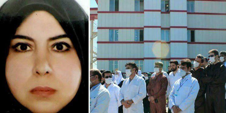 خانم دکتر کودکان بر اثر ابتلا به کرونا در تبریز جان باخت + عکس