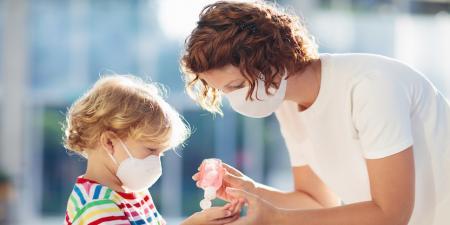 اختصاصی  نکات طلایی برای تشویق کودکان به ماسک زدن