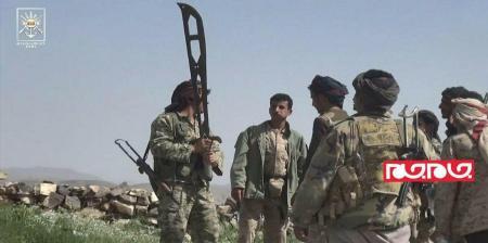 شمشیر تعجب آوری که یمنیها  از داعش کشف کردند! + عکس