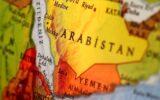 آتش سوزی مهیب در عربستان +ویدئو