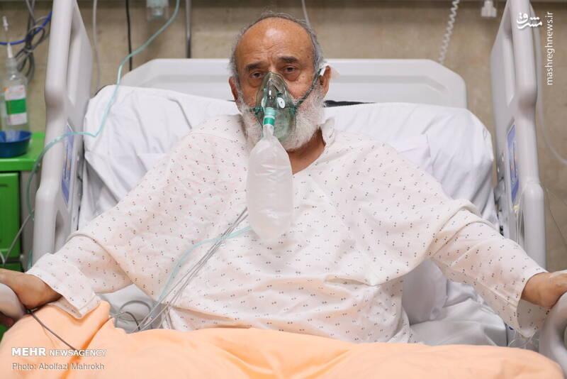 آخرین وضعیت جسمانی شیخ حسین انصاریان