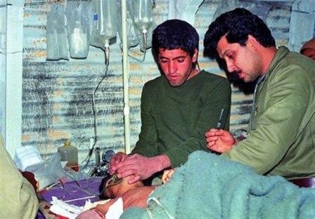 اختصاصی|  روایت پزشکان از جنگ تحمیلی تا جنگ با کرونا