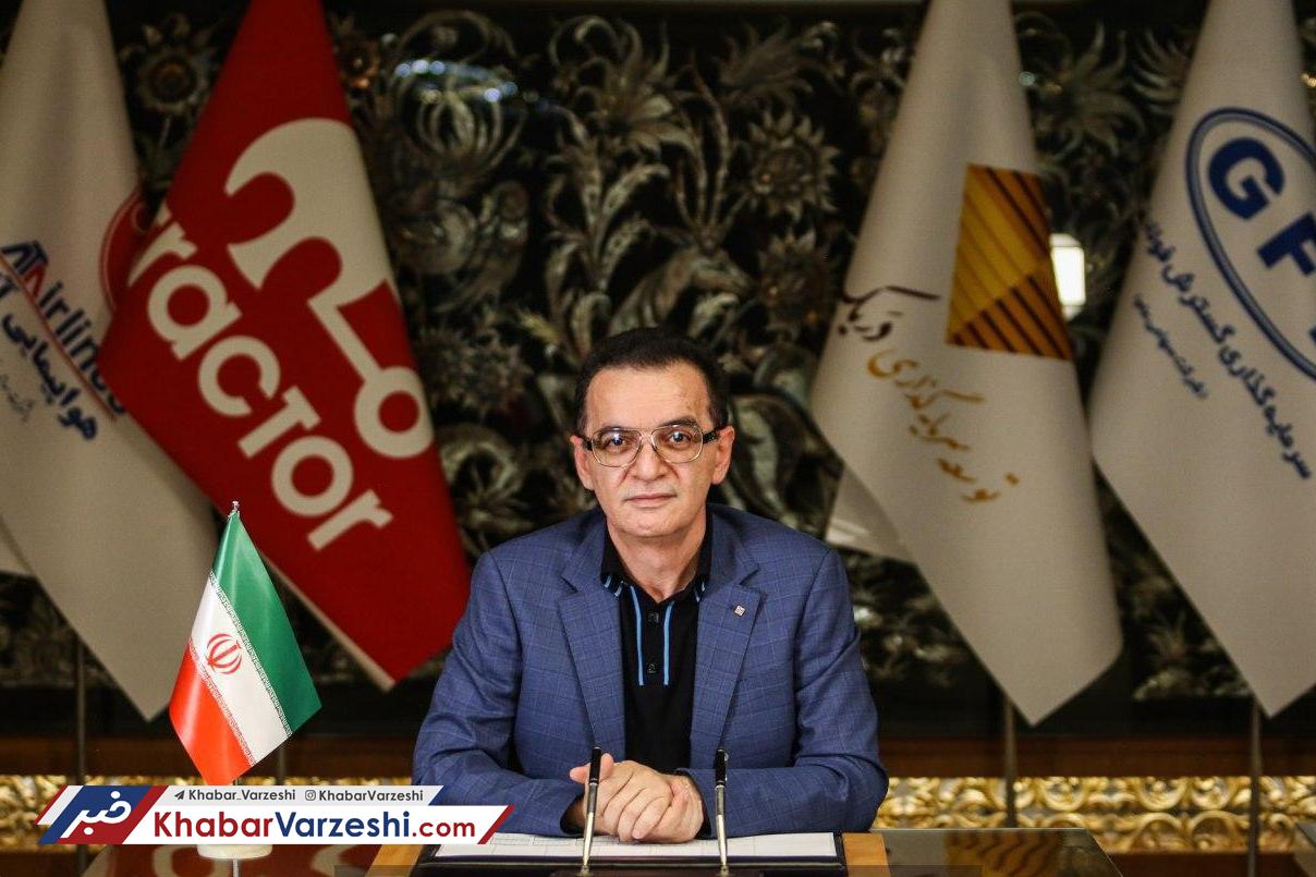 افشاگری زنوزی از تلاش عراقچی برای انتقال مظاهری به یک تیم تهرانی
