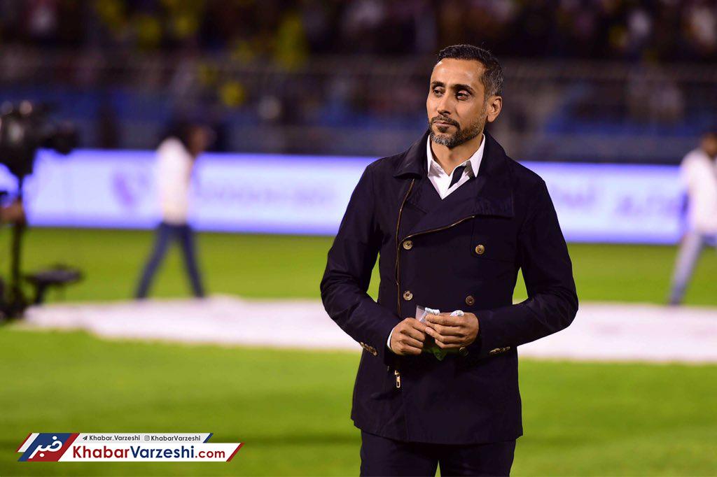 انتقاد شدید سامی الجابر از AFC به خاطر حذف الهلال
