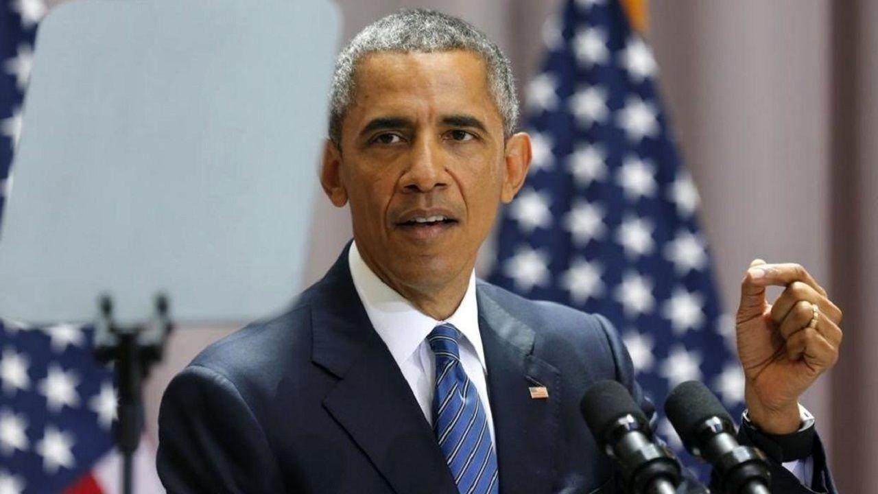 درخواست باراک اوباما از مجلس سنا آمریکا
