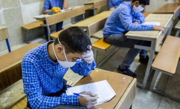 برنامه درسی مدرسه تلویزیونی ایران در ۲۵ شهریور