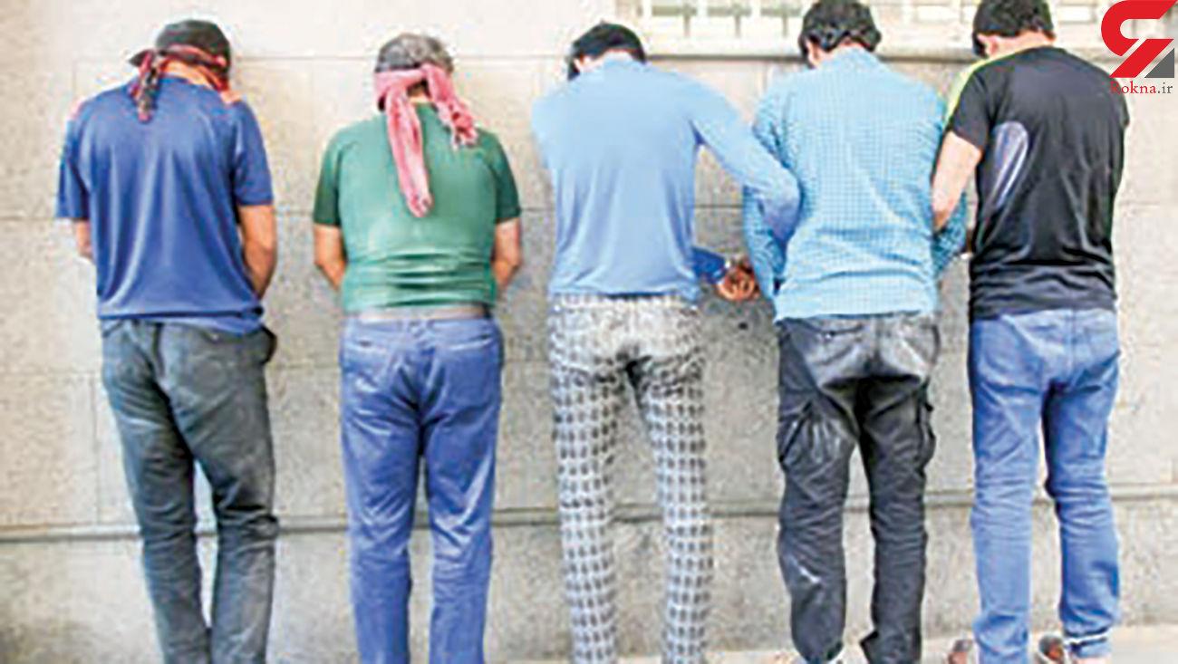 بسته شدن پرونده باند سارقان خودرو با کشف 100 فقره سرقت در شیراز