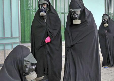 عکسی از کرونا در ایران که جهانی شد ! + عکس