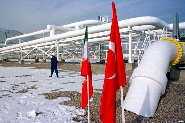 ترکیه از لیست مشتریهای گازی ایران خط میخورد؟