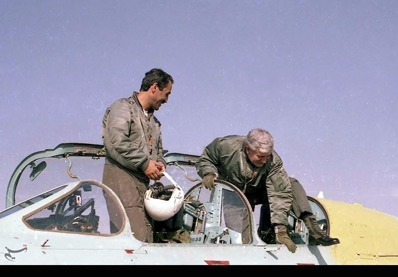 تصاویری از نابغه نظامی «شهید سرلشکر منصور ستاری» + عکس