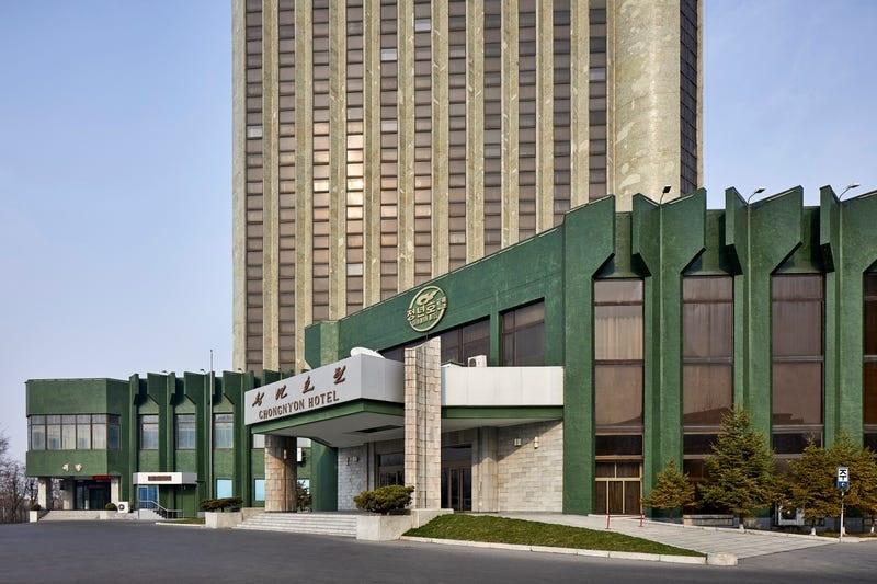 تصاویر تماشایی و دیده نشده از هتل های مجلل کره شمالی + عکس