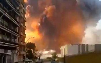 جزئیات گزارش افبیآی از انفجار بندر بیروت