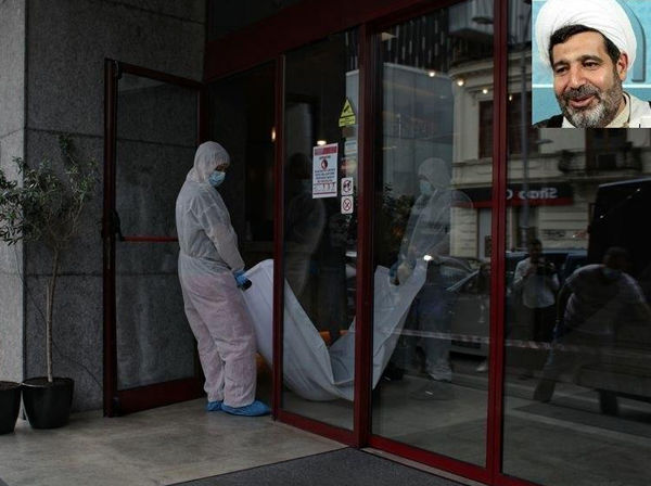 معمای مرگ قاضی منصوری در رومانی حل می شود؟