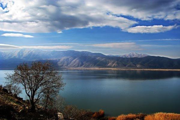 خطر برهوت شدن یک دریاچه!