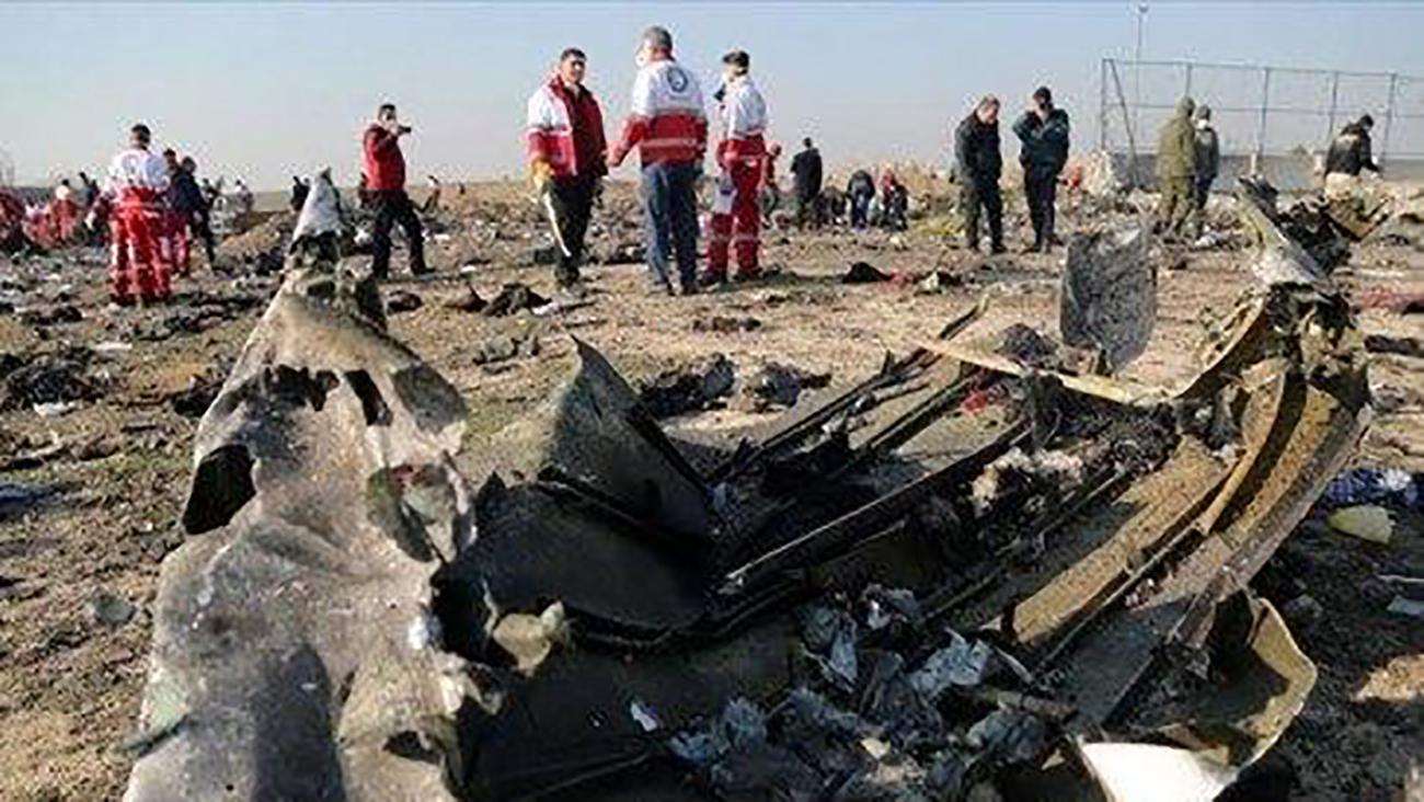 حادثه هواپیمای اوکراین
