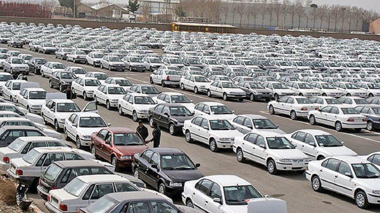 کاهش قیمت خودرو در بازار آزاد
