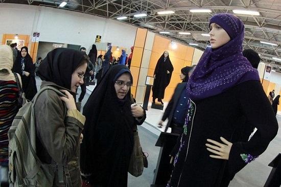 رونمایی از لباس عفاف و حجاب زنان در ادارات + عکس
