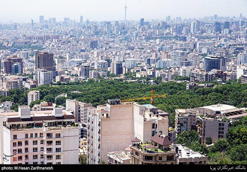 کاهش ۲۱ درصدی ساختوساز در تهران