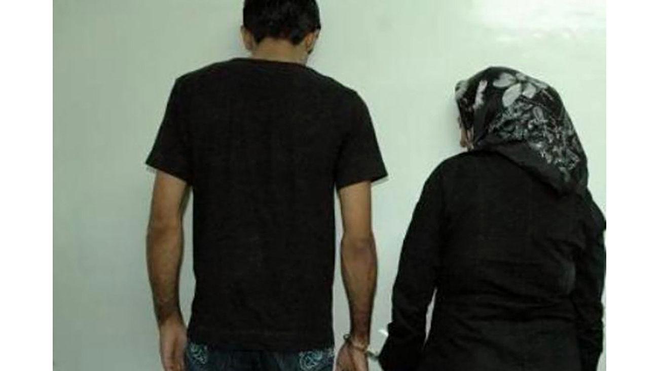دستگیری زن و شوهر کلاهبردار در سنقروکلیایی / آنها یک شبه میلیاردر شدند
