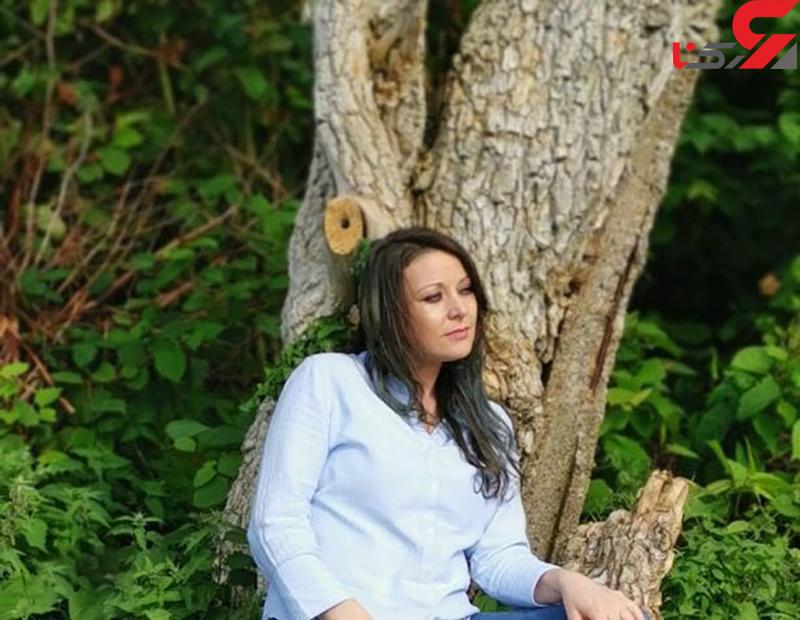 سالگرد ازدواج جنجالی یک زن با شوهر درختی اش + عکس