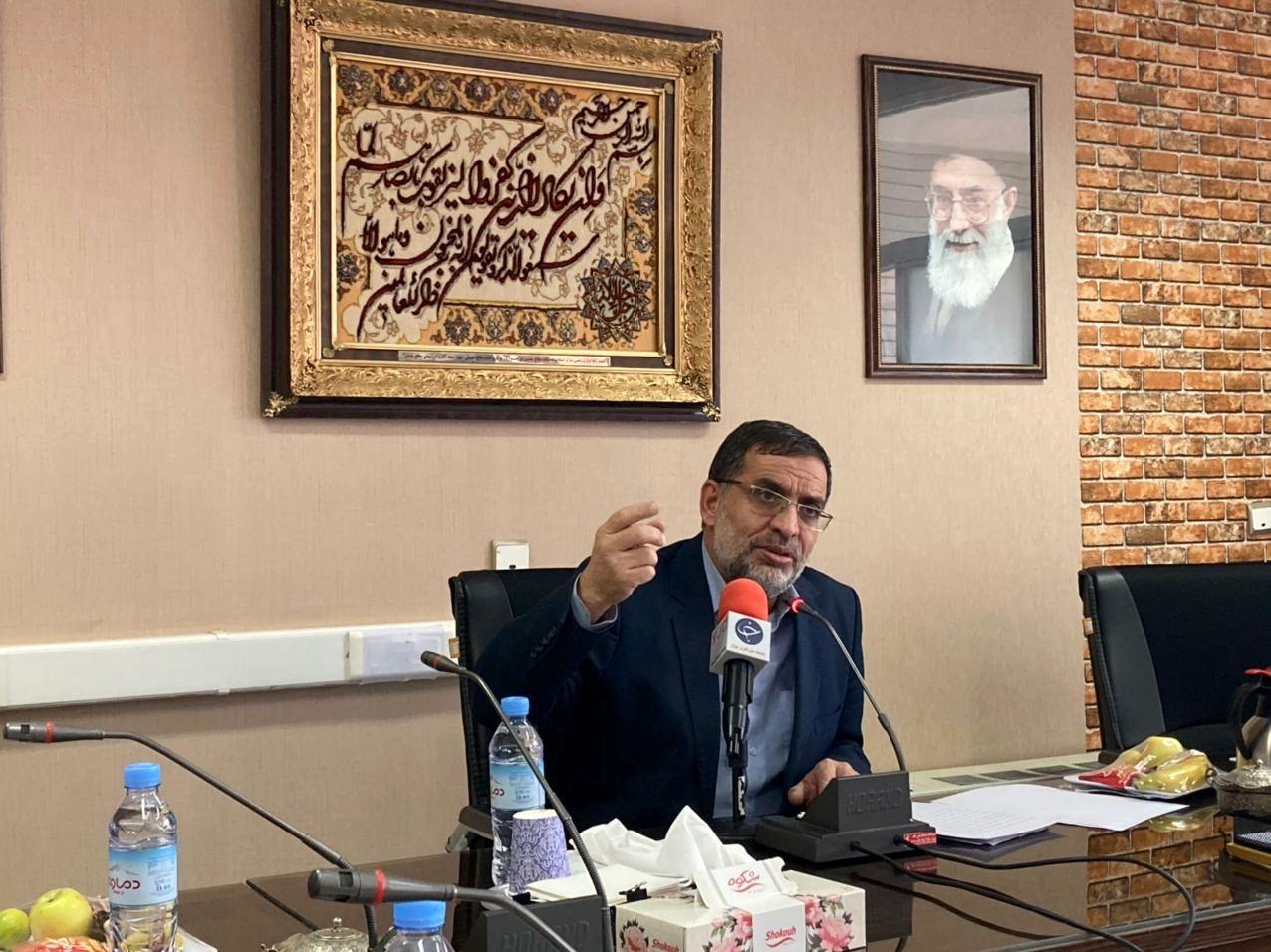 زور صدام به تنهایی به ایران نمیرسید