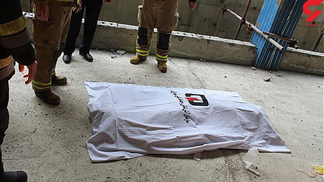 سقوط مرگبار مرد ۴۰ ساله مراغه ای / صبح امروز رخ داد