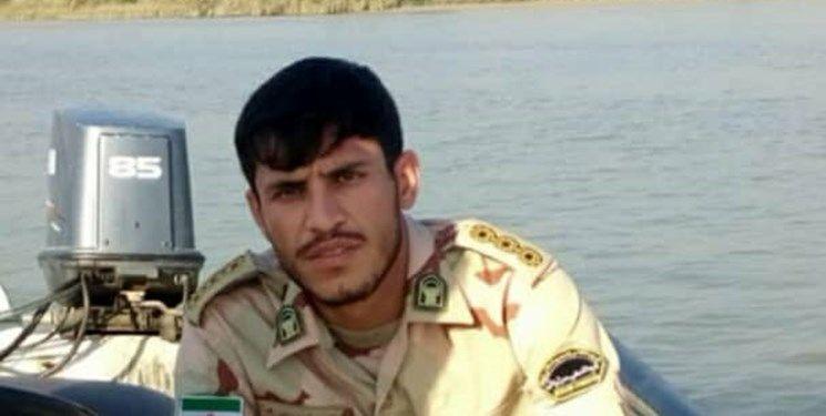 شهادت فرمانده جوان چاروسایی در درگیری با عراقی ها در مرز خوزستان + عکس