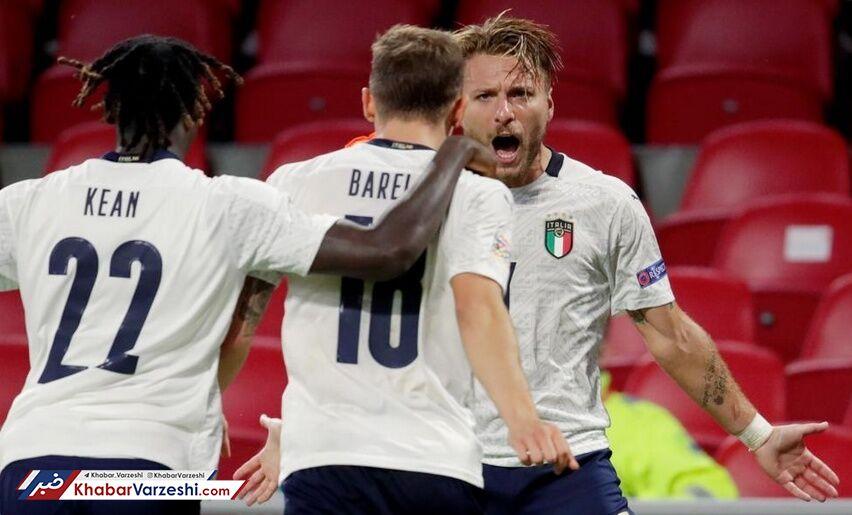 شکست لالههای نارنجی در خانه خود برابر ایتالیا